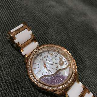 REPLICA SunKey Time Austria Crystal Watch