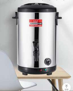 Brand new hot water/tea dispenser
