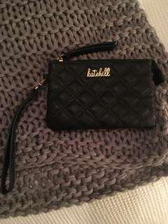 Kate Hill Black Purse Wallet