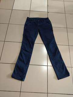 🚚 ROOTS牛仔褲