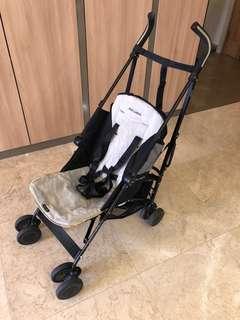 Maclaren sports quest stroller