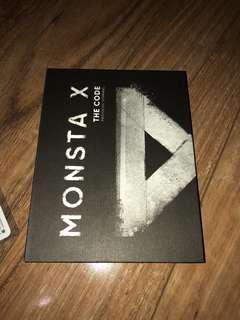 Monsta X - The Code