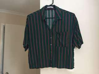 Pull & Bear Button Up M // Vintage // Universal Store // City Beach //