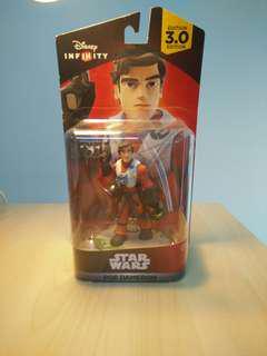 Disney Infinity Star Wars The Last Jedi Poe Dameron Edition 3.0 original clearance