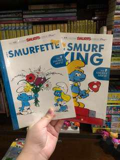 Smurfs buy 2 for 300