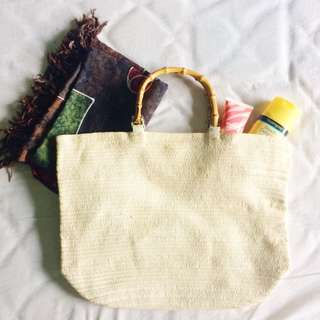 H&M Summer Tote