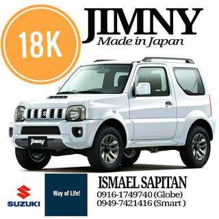 Suzuki JIMNY 2018 18K ONLY vs Toyota Mitsubishi Honda Hyundai Kia Mazda Ford Chevrolet