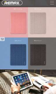 Remax Leather Case for iPad Air,Air2, Pro 9.7