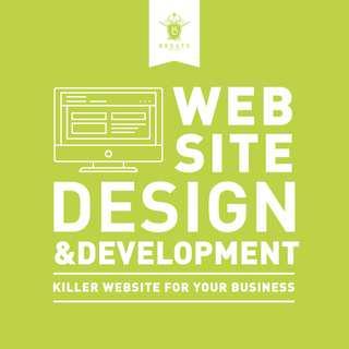 Killer Website Design For Your Business!