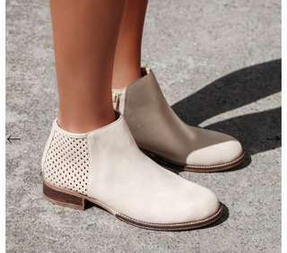 Joanne Mercer ankle boots