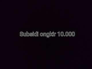 Kapan lagi ada subsidi ongkir sampai 10.000 yukk kepoin!!