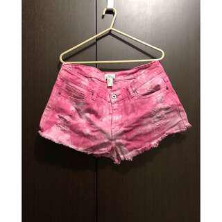F21 Pink Shorts