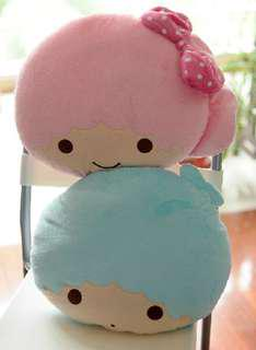 Little twin star cushion blanket lts cartoon