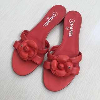 Preloved chanel sandal