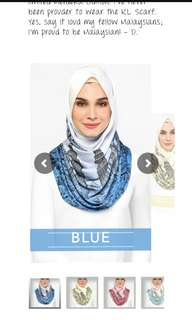 DUCK KL MERDEKA EDITION IN BLUE(include postage)