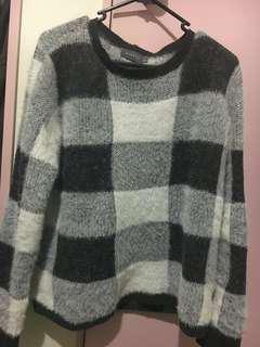 Checkered jumper Mirrou