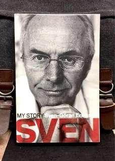 《New Book Condition + The Authobiography / Memoir of England Football Manager》Sven-Goran Eriksson - SVEN : MY STORY
