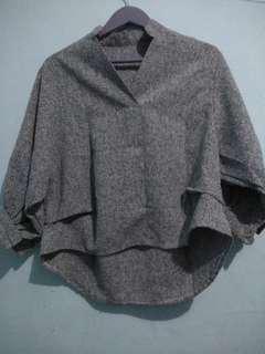 Baju wing grey
