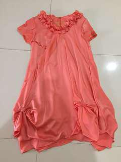 Dijual dress pesta