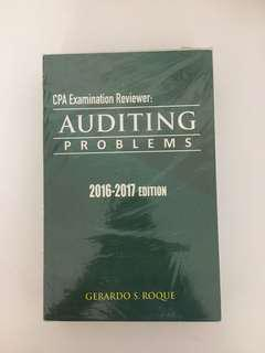 Auditing Problems Reviewer (Roque)