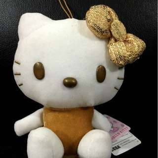 Limited Edition Golden Hello Kitty