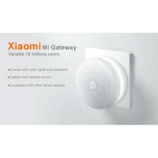 [Ready Stock] Xiaomi Smart Home Multi-functional Gateway 2