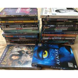 DVD original murah