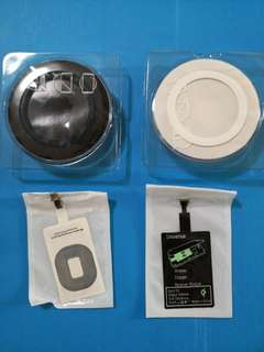 Wireless charger qi for android and iphone