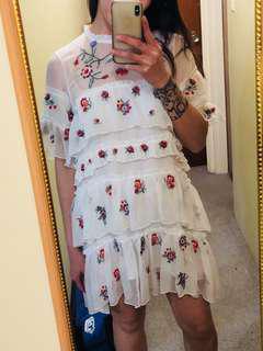 Zara inspired dress