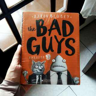 The Bad Guys: Episode 1by Aaron Blabey
