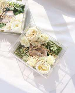 Alyssa Wedding Ring Box