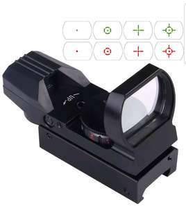 Optic sight For Blasters