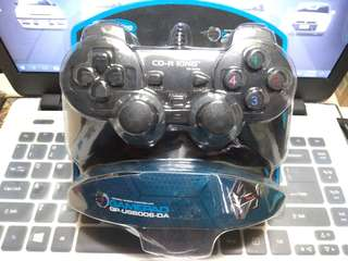 Double shock USB Gamepad
