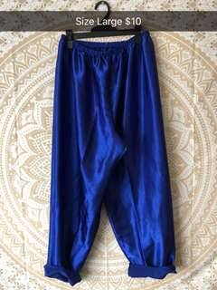 Highwaist Satin pants