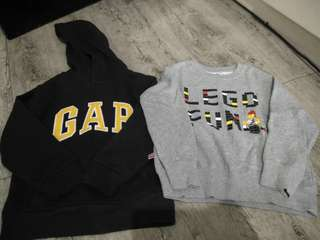 Gap Hoodie and uniqloSweater (MyBundleSale)