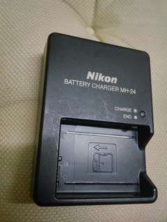 Original Nikon battery charger