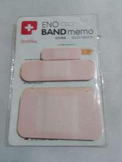 Band Aid Sticky Note