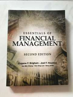 Essential of Financial Management