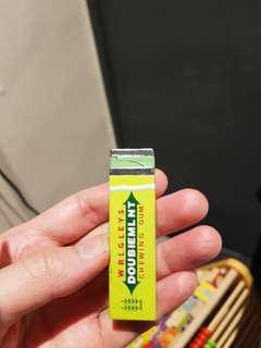 Chewing gun lighter