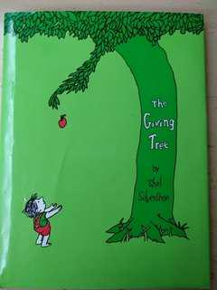 The Giving Tree by S.SilverStein
