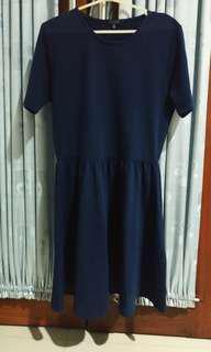 Cotton On Navy Dress