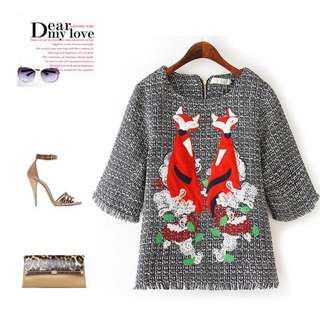 Designer Inspired Blouse