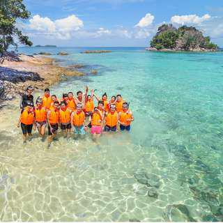Adventure Holiday at Twin Island