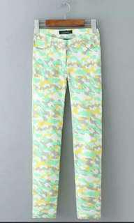 FREE MAIL Brand New JEGGINGS CAMO