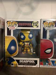 Pop funko marvel vinyl Deadpool