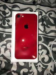 BRAND New Red iPhone 8