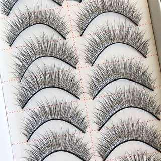 Natural Lashes #N36