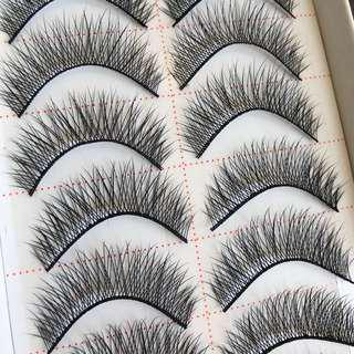 Natural Lashes #N45