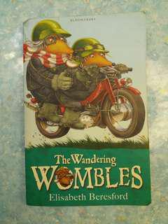 Junior fiction Wombles