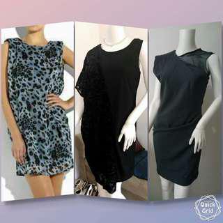 Bundled Offer: Designer Dresses